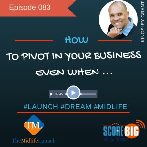 Pivot in your business