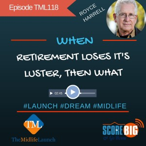 Retirement loses its luster