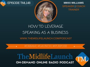 Speaking as a business with Mikki Williams